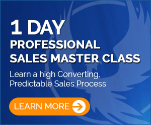 John Blake - 1 Day Professional Sales Master Class