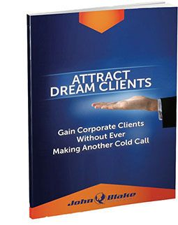 John Blake | Attract Dream Clients Book