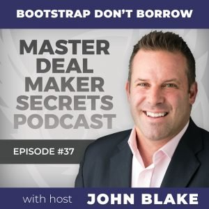John Blake - Bootstrap Don't Borrow