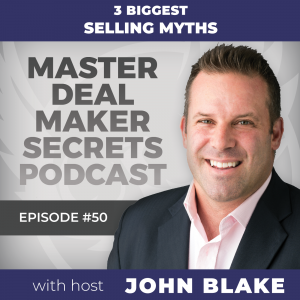 John Blake 3 Biggest Selling Myths