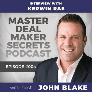 John Blake Interview wit Kerwin Rae