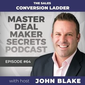 John Blake The Sales Conversion Ladder
