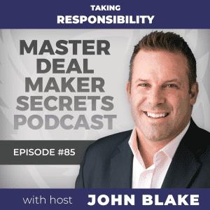 John Blake Taking Responsibility