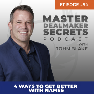 John Blake 4 Ways to Get Better With Names