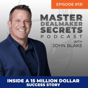 John Blake Inside a 15 Million Dollar Success Story